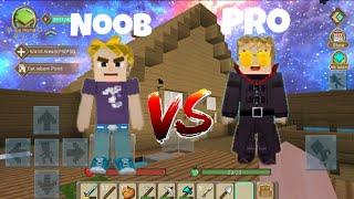 Noob vs Pro - Skyblock [BlockmanGo]