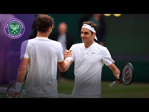 Roger Federer defeats Berdych to reach 11th Wimbledon final