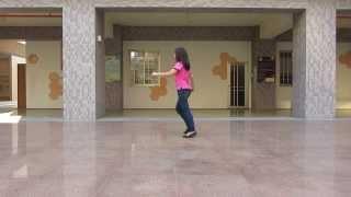 Catch The Rain 大雨大雨一直下 - Single Line Dance