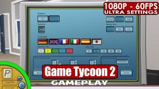Game Tycoon 2 gameplay PC HD [1080p/60fps]