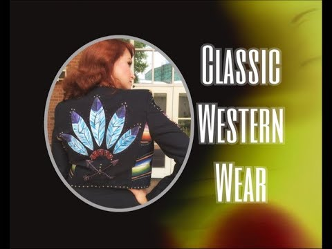 Vintage Western Fashion At Its Best! The 2017 Western ...
