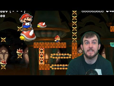 Yay For Trolls! Super Mario Maker - Super Expert