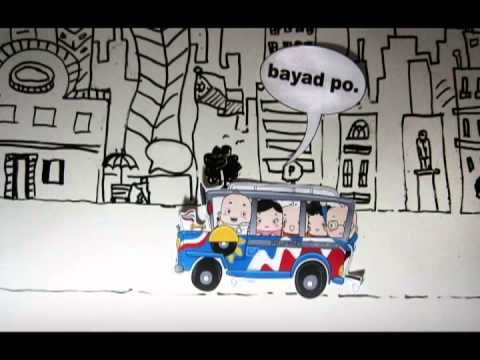 Jeepney Ride Talk At Tee Stop Motion Animation Youtube