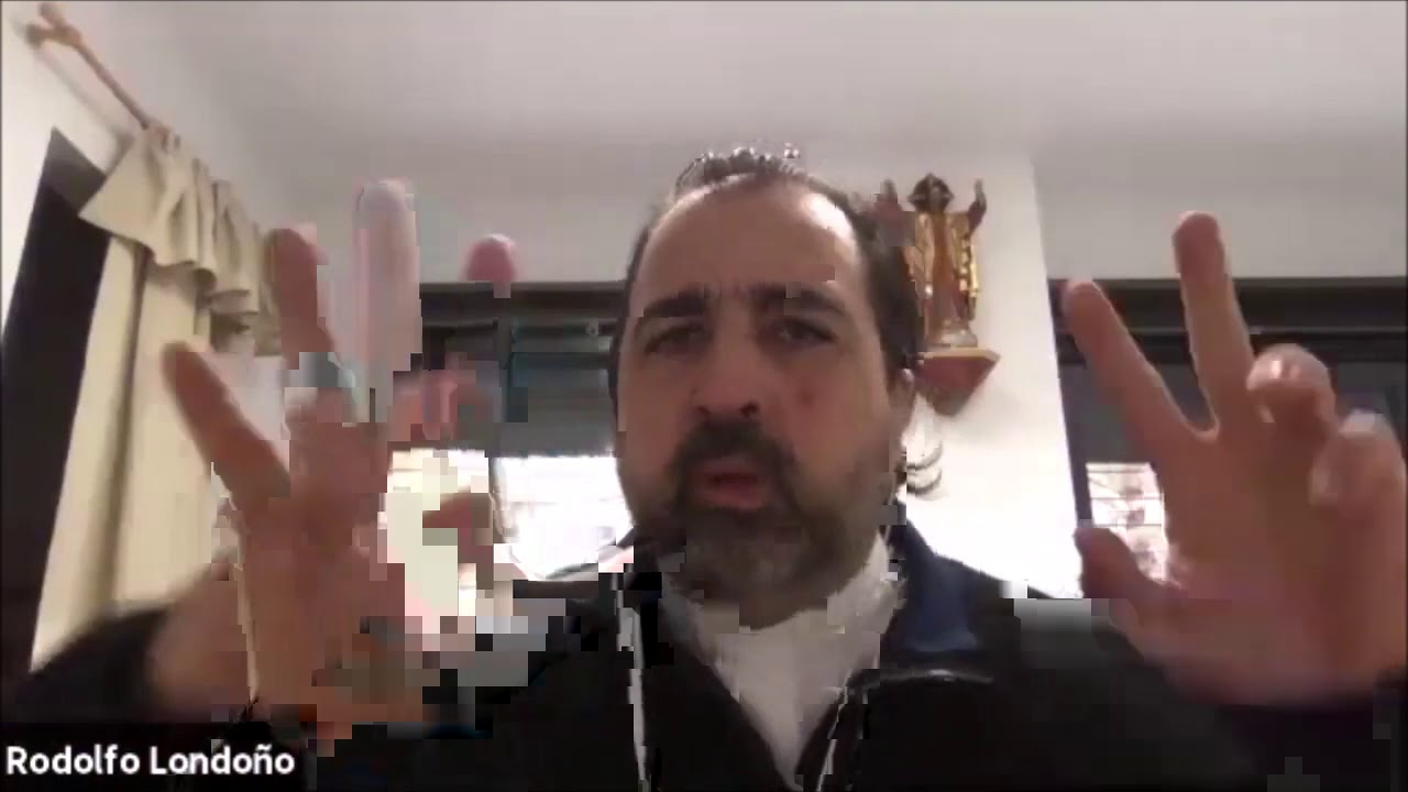 La acción de Dios en la oración de intercesión Padre Rodolfo Londoño