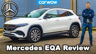 Mercedes EQA 2021 review - see what I really think about it!