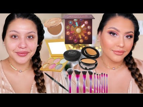 TRYING NEW BH COSMETICS! SO BOMB!