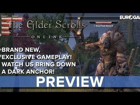 The Elder Scrolls Online - Eurogamer Preview