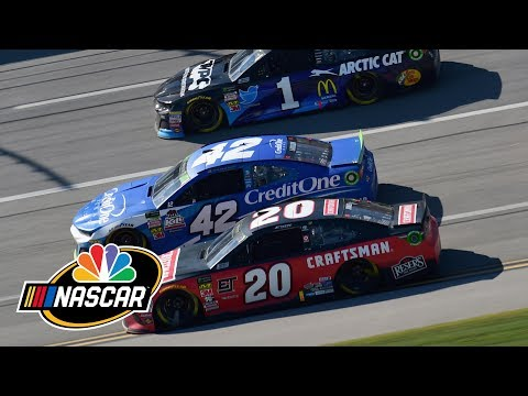 Top Victory Moments and Highlights from Elliott's win in Kansas  I NASCAR I NBC Sports