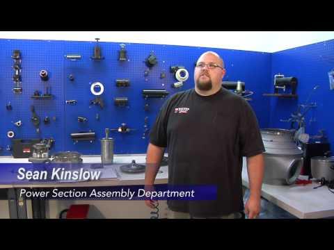 Turbine Engine Overhaul (HD)