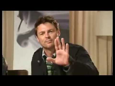 Karl Urban  The funny side