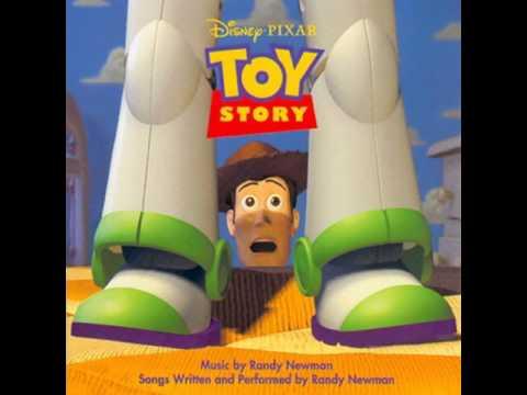 Toys Story 4 Soundtrack