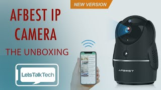 AfBest IP Camera 1080p | The Unboxing