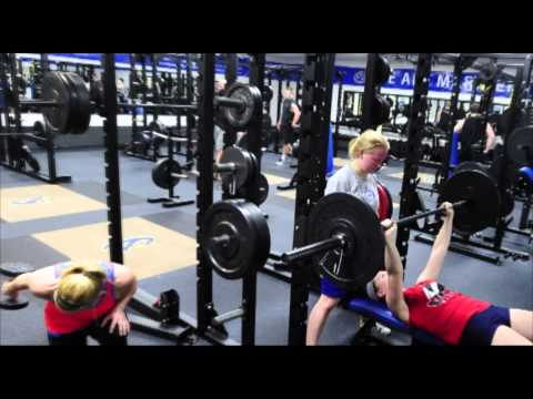 Maine Maritime Weight Room and Fitness Center Remodel