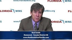 Florida Wins Candidate Interview - 2016 Election - Rod Smith