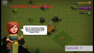 Checking New Events and BASE Review in Clash of Clans