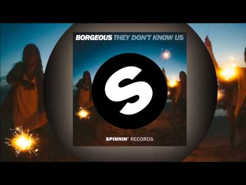 Borgeous - They Don't Know Us (Radio Edit) [Official]