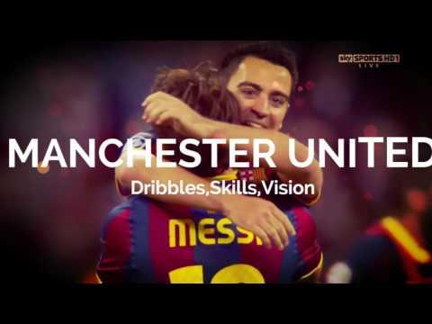 Lionel Messi Destroying Premier League Teams
