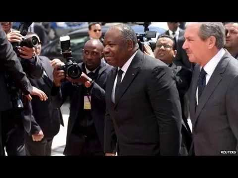 Violence in Gabon after death of Andre Mba Obame
