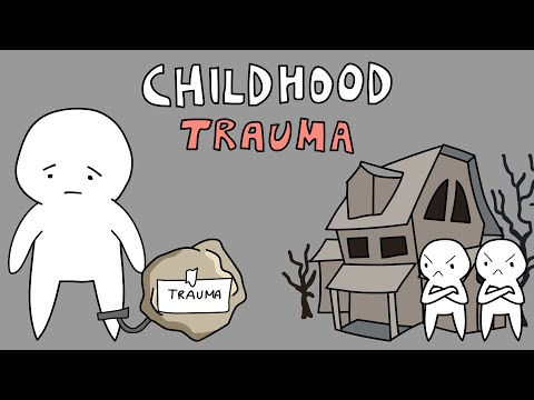7 ways childhood trauma follows you
