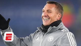 Brendan Rodgers signs new Leicester deal: Why would he leave for Arsenal? - Craig Burley | ESPN FC