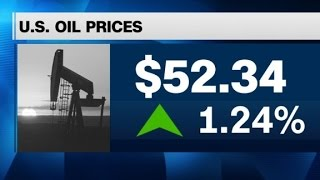 Oil prices leap after US missile strike