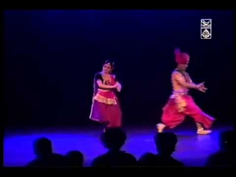 Bilash and Chandan performing Dasha Avatar