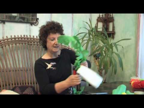 sc 1 st  YouTube & Paper Crafts : How to Make a Palm Tree Costume - YouTube