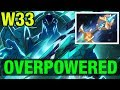 A BIT OVERPOWERED - w33 ORACLE - Dota 2
