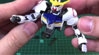 Build Iron-Blooded Orphans Barbatos Gundam ガンダムバルバトス