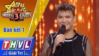 THVL | Ca sĩ giấu mặt 2017 - Tập 16[2]: Tình ơi xin ngủ yên - Tuấn Phong | Đội Đàm Vĩnh Hưng