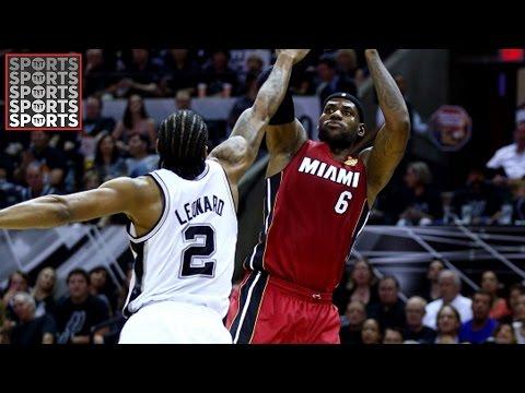Kawhi Leonard Is So Good At Defense, It Hurts the Spurs