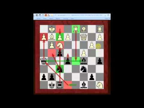 Chess World.net : Rook sacrifce! - Wojtaszek vs GM Simon Williams - Dutch Defense: Classical (A96)