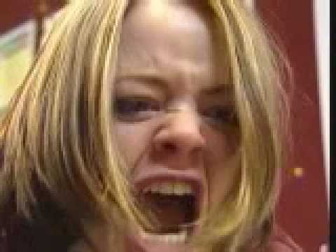 Don't mess with Toyah Battersby!