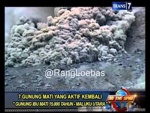 Tujuh Gunung Api Yang Sudah Di Anggap Mati Namun Aktif Kembali.mp4,  YouTube