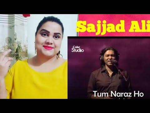 Indian reaction on Tum Naraaz Ho || Sajjad Ali || coke