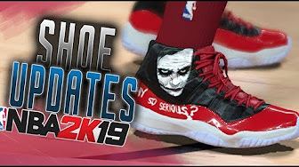 76c0b6d2efbb NBA 2K Shoe Vault - YouTube