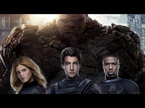 Top 10 Fantastic Four Reboot Facts