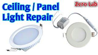 Ceiling Led Light Repair