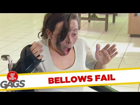 Bellows Attacks Wheelchair Girl !