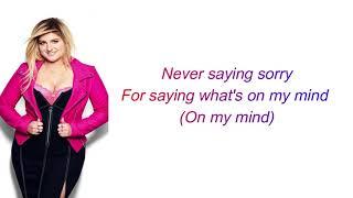 Meghan Trainor - Badass Woman (Lyrics)