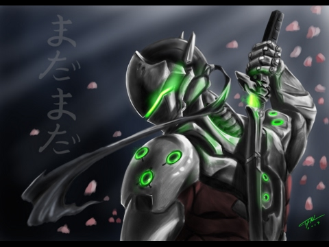 Drawing Genji Shimada Overwatch Mada Mada Sketchbook Pro Mahnster Art Youtube He protec, he attac, but most importantly he stab you in the bac. drawing genji shimada overwatch mada mada sketchbook pro mahnster art