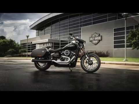 2018 Harley-Davidson® FLSB Softail® Sport Glide™ For Sale near Boise, Idaho!