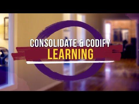 Consolidating codifying statutes
