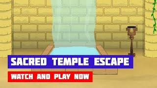 Sacred Temple Escape · Game · Walkthrough