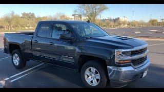 Rental Review // 2019 Chevrolet Silverado LD
