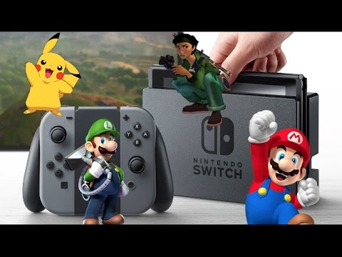 Possible and Hopeful Nintendo Switch Launch Window Games
