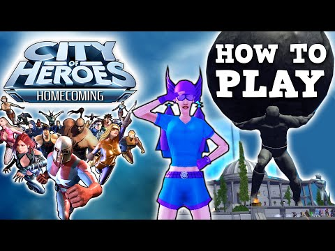 How To Download & Install CITY OF HEROES In 2019! (Homecoming Servers)