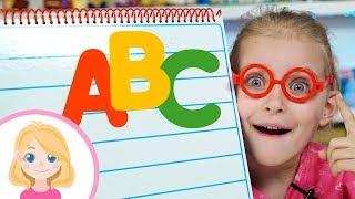 Учим животных на английском языке - МАЛЕНЬКАЯ ВЕРА - Развивающие видео для детей малышей