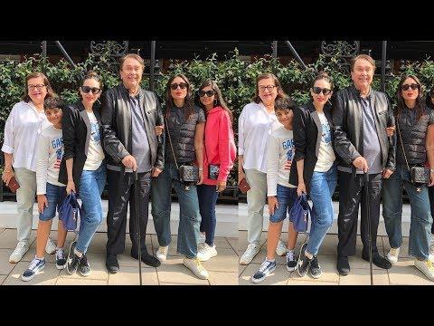 Karisma Kapoor and Kareena Kapoor enjoying vacation in London with family 😍 Mp3
