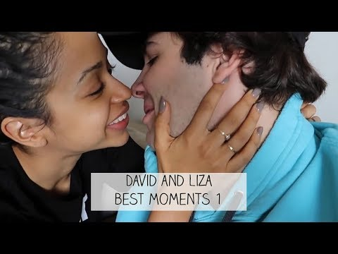 Liza and David Best Moments 1